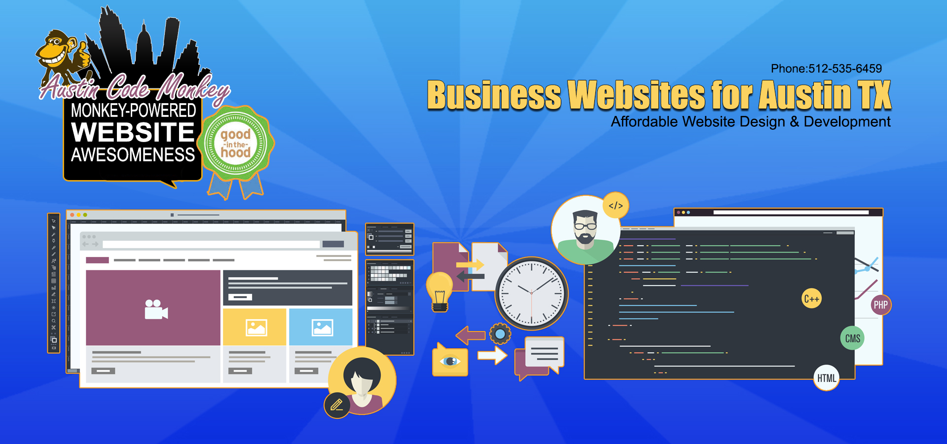Austin SEO Social Media Marketing and Web Design